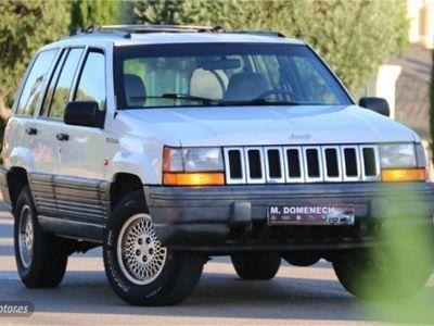 gebraucht Jeep Grand Cherokee 4.0I LAREDO