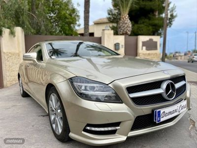 usado Mercedes CLS350 CLSCDI BlueEFFICIENCY