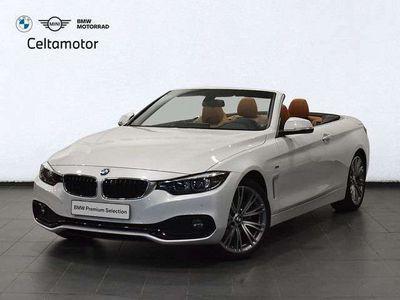 usado BMW 420 Serie 4 d Cabrio