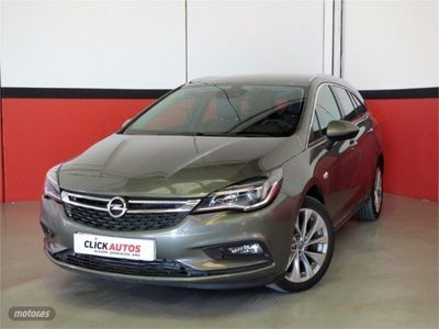 usado Opel Astra 1.4 Turbo SS 110kW Excellence ST
