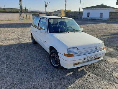 usado Renault R5 Supercinco 1.4 GTL / GTL Saga