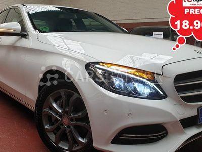 usado Mercedes C250 CDI BE Avantgarde 4M 7G Plus