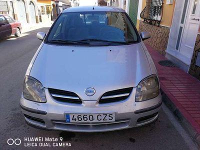 usado Nissan Almera Tino 2.2 DI Comfort