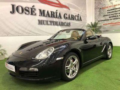 usado Porsche Boxster Deportivo Automático de 2 Puertas