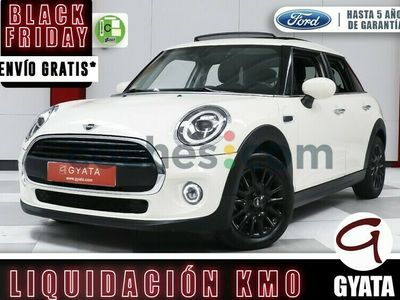 usado Mini One Clubman 102 cv en Madrid