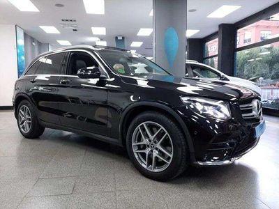 usado Mercedes GLC250 GLCd 4MATIC