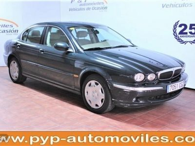 usado Jaguar X-type 2.0 V6 Classic