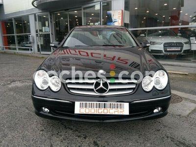 usado Mercedes CLK200 Clase ClkK 163 cv en Lugo