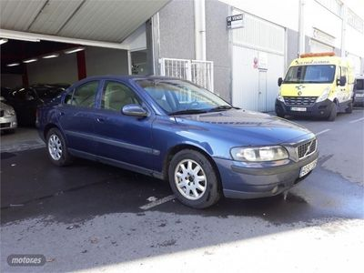 usado Volvo S60 2.4 140 Optima