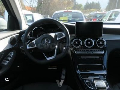 usado Mercedes GLC250 Clase GlcD 4matic 5p. -16
