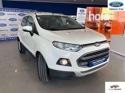 usado Ford Ecosport 1.0 EcoBoost Titanium 125