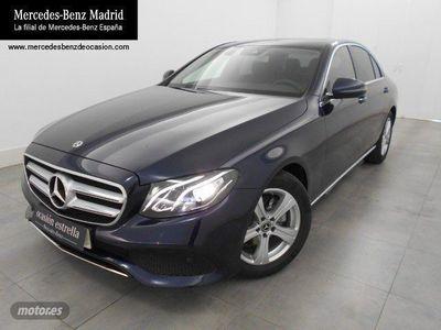 brugt Mercedes E220 BERLINA