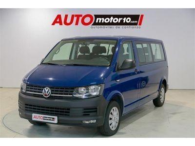usado VW Caravelle 2.0TDI BMT Trendline Largo 110kW