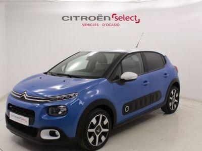 usado Citroën C3 1.2 PURETECH 110CV SHINE 5P-**