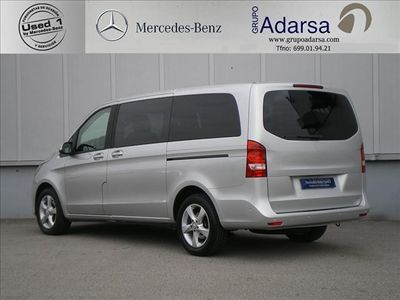 usado Mercedes V220 CDI Largo 7G Plus