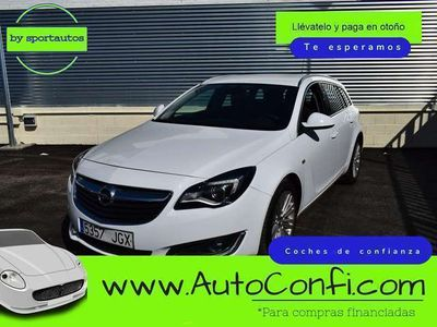 usado Opel Insignia InsigniaST 2.0CDTI ecoF. S&S Excellence 140