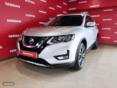 usado Nissan X-Trail 5P dCi 110 kW 150 CV E6D 4X4i NCONN.