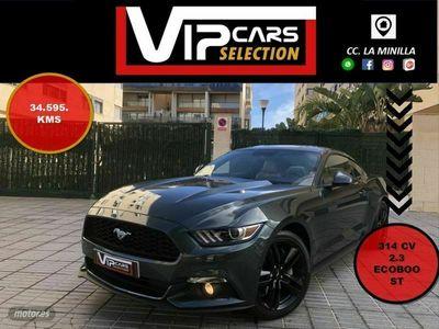 usado Ford Mustang Mustang 2.3 EcoBoost 314cvFastback