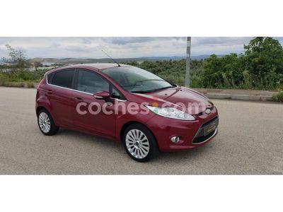 usado Ford Fiesta 1.4 Titanium