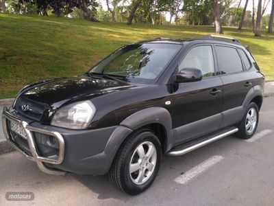 used Hyundai Tucson 2.0 Crdi