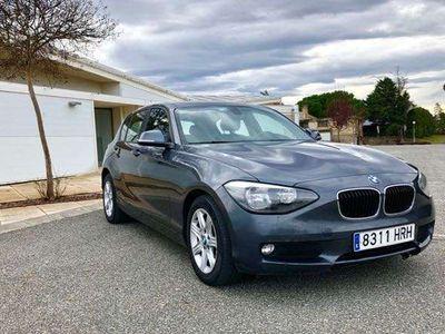 brugt BMW 114 Serie 1 F20 5p. Diesel
