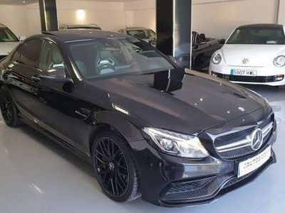 usado Mercedes C63 AMG AMG S 7G Plus