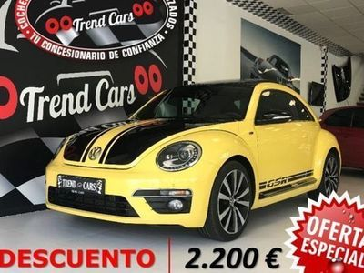usado VW Beetle 2.0 TSI Sport DSG6 210