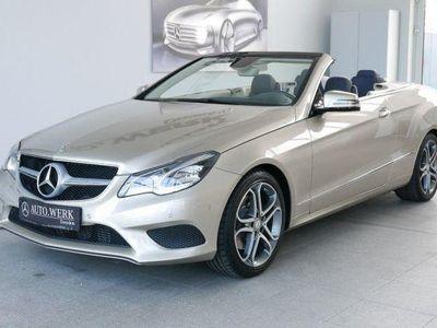 usado Mercedes E200 Cabrio 7G Plus
