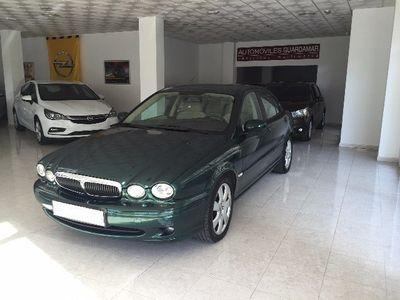 usado Jaguar X-type 2.5 V6 Classic/ Automatico/ LLantas/ Climatizador