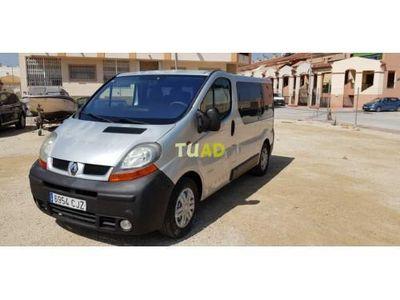 usado Renault Trafic 2.5DCI **9 PLAZAS** 140cv DEL 2003 258000km