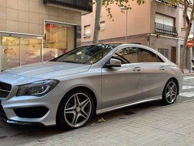 usado Mercedes CLA220 CDI AMG Line 7G-DCT