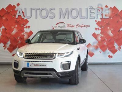 brugt Land Rover Range Rover evoque HSE 180CV |4x4|Navegador|Xenón|CámaraTrasera