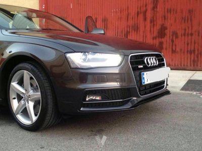 usado Audi A4 2.0 TDI 150cv S line edition -15