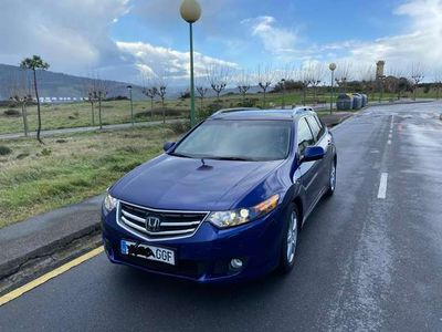 usado Honda Accord Tourer 2.4i-VTEC Luxury Innova Aut.