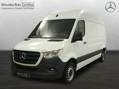 usado Mercedes Sprinter TA4 311 CDI FWD Medio 3.5T T.E.