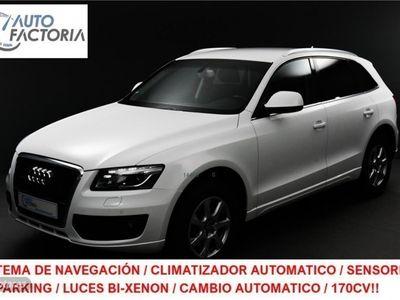 usado Audi Q5 2.0 TDI 170cv quattro DPF