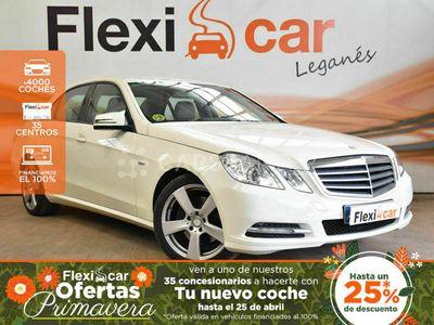 usado Mercedes E200 E200 CDI Blue Efficiency Avantgarde 4p