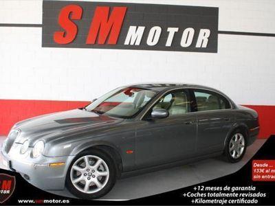 used Jaguar S-Type 2.7D V6 Executive