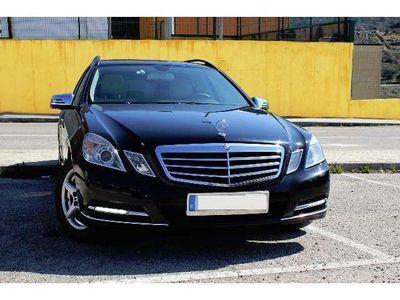 usado Mercedes E220 Estate CDI BE 7G