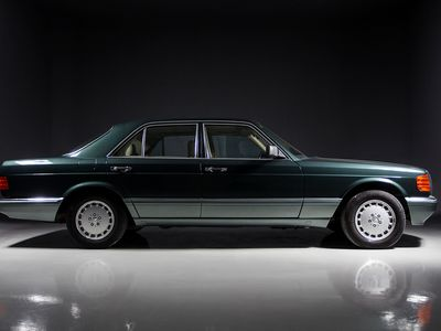 usado Mercedes 420 W126