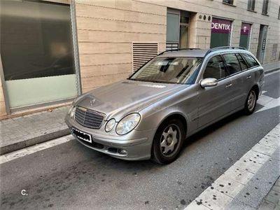 usado Mercedes C320 Familiar CDI Classic