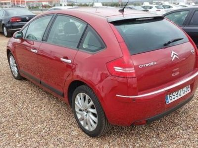 usado Citroën C4 1.6 Hdi 110 Fp Exclusive Plus 5p. -08