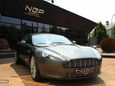 usado Aston Martin Rapide Touchtronic 2