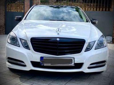 usado Mercedes E350 CDI BE 4Matic Avantgarde 7G