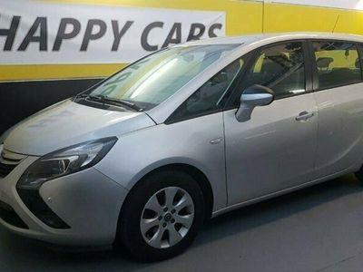 usado Opel Zafira 2.0 CDTi Excellence Auto llanta 17