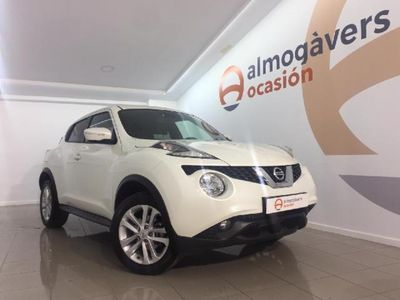 used Nissan Juke 1.2 DIG-T N-CONNECTA 5P