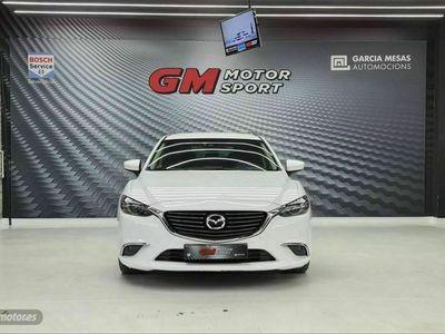 usado Mazda 6 W. 2.2DE Lux.+Prem.B.(Navi) Aut. 110kW
