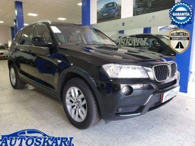 usado BMW X3 sDrive 18d Essential Edition