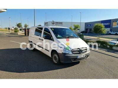 usado Mercedes Vito 110cdi L Larga 95 cv en Sevilla