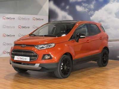 gebraucht Ford Ecosport 1.0 EcoBoost Titanium S 140
